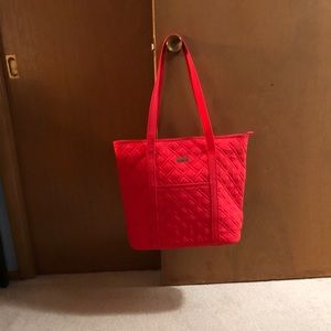 Vera Tote in Canyon Sunset Microfiber